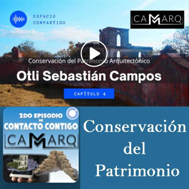 Difusión de la Conservación del Patrimonio Arquitectónico