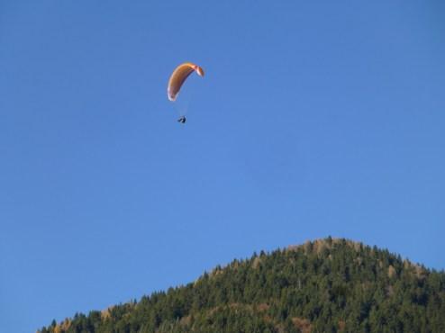 Ravascletto - Paolo in volo
