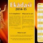 Ekadasi…L'undicesimo giorno della Luna