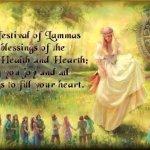 1 Agosto 2015 …La festa di Lammas…Siamo maturi per un nuovo raccolto personale…