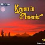 GENNAIO 2016 …KRYON IN PHOENIX …(Se non farete nulla…nulla accadrà)