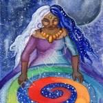 LA DANZA DELLA TERRA….(E LA TERRA TREMA)..di Francesca Ollin Vannini