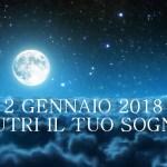 LUNA PIENA IN CANCRO -2 GENNAIO 2018-NUTRI IL TUO SOGNO