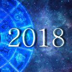 2018 – BUON ANNO  A TUTTI I SEGNI ZODIACALI