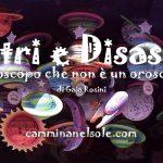ASTRI E DISASTRI -L'OROSCOPO CHE NON è UN OROSCOPO -SETTIMANA DAL 4 al 10 FEBBRAIO 2018 di Gaia Rosini