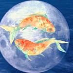 LUNA PIENA IN PESCI-26 AGOSTO 2018 di Hilary di Aquafortis Astrology