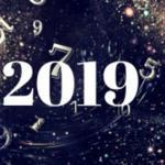NUMEROLOGIA : IL NUMERO DELL'ANNO PERSONALE PER IL 2019