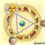 MODELLI ASTROGENEALOGICI : IL GRANDE TRIGONO  di Rossana Strika
