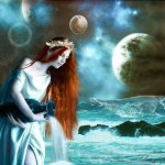 LUNA PIENA IN ACQUARIO -15 AGOSTO 2019 -Intuitive Astrology