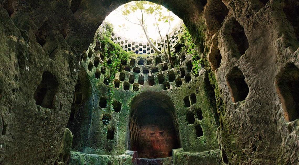 Ipogeo di Torre Pinta – Otranto (LE)| Cammini d'Italia