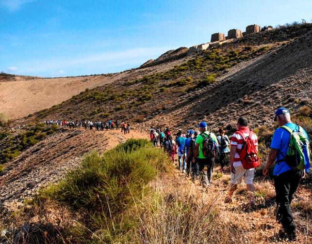 Il Cammino Minerario di Santa Barbara