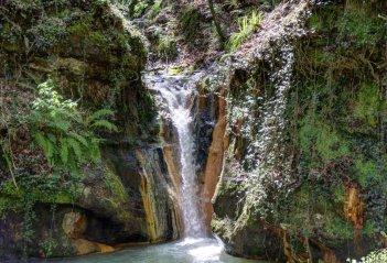 Cascate della Riserva Naturale del Monte Rufeno