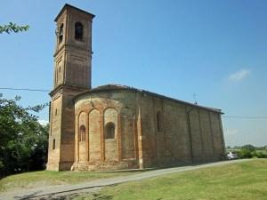 San Tommaso Becket  Via Francigena