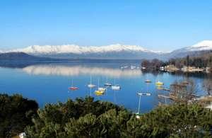 Lago di Viverone Via Francigena