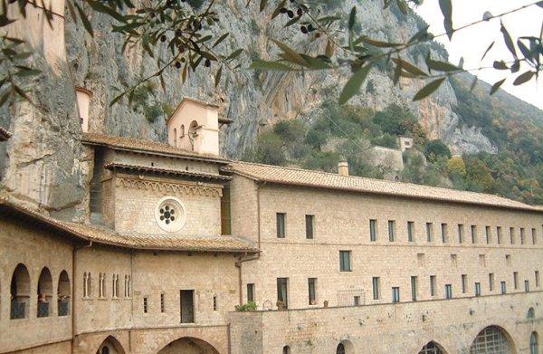 monastero subiaco