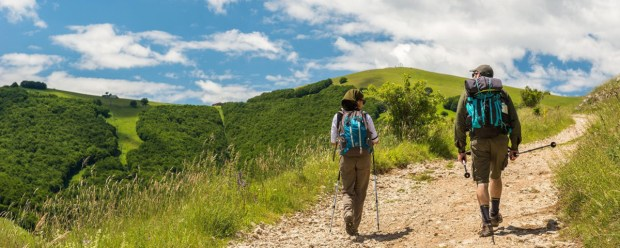 i 10 cammini più belli d'Italia