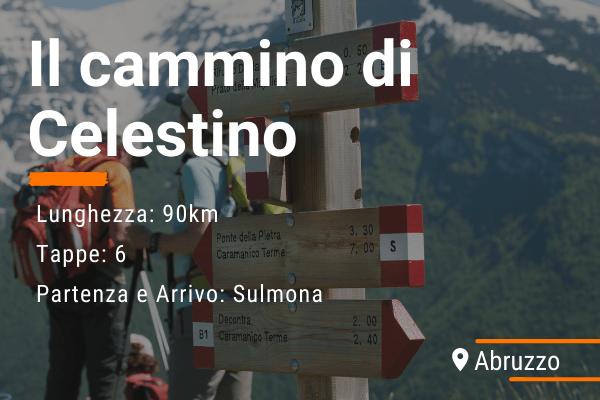 cammini in Abruzzo