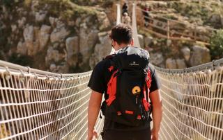 Ponte Tibetano Matera