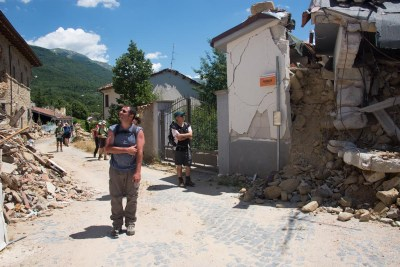 Cammino Terre Mutate Tappa 10 Accomoli - Amatrice (45)