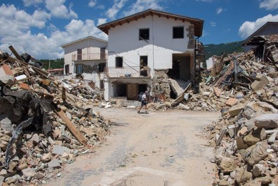 Cammino Terre Mutate Tappa 10 Accomoli - Amatrice (52)