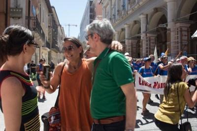 Cammino Terre Mutate Tappa 14 Collebrincioni - L'Aquila (131)