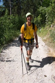 Cammino Terre Mutate Tappa 14 Collebrincioni - L'Aquila (42)
