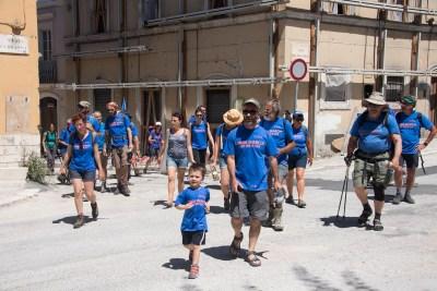 Cammino Terre Mutate Tappa 14 Collebrincioni - L'Aquila (67)