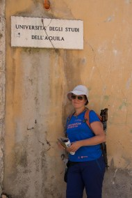 Cammino Terre Mutate Tappa 14 Collebrincioni - L'Aquila (69)