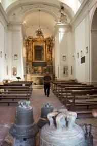Cammino Terre Mutate Tappa 2 Matelica Pioraco Camerino chiesa san vittorino di pioraco