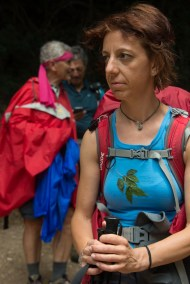 Cammino Terre Mutate Tappa 3 Camerino Fiastra donne camminatrici