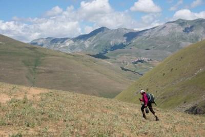 Cammino Terre Mutate Tappa 7 Norcia - Castelluccio di norcia (13)