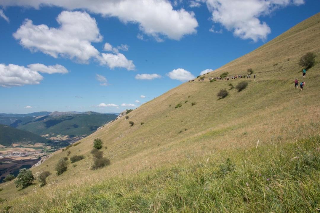 Cammino Terre Mutate Tappa 7 Norcia - Castelluccio di norcia (8)