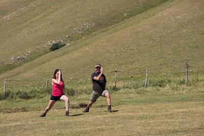 Cammino Terre Mutate Tappa 8 Castelluccio di Norcia - Arquata del Tronto (61)