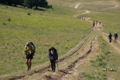 Cammino Terre Mutate Tappa 9 - Arquata del Tronto - Accumoli (20)