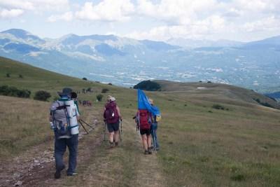 Cammino Terre Mutate Tappa 9 - Arquata del Tronto - Accumoli (31)