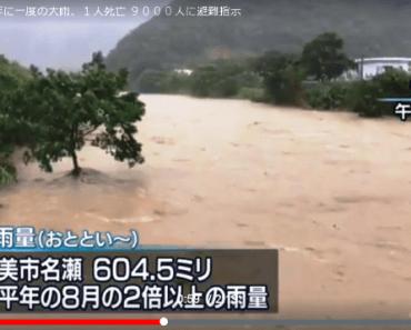 Bão số 5 gây thiệt hại nặng nề cho Nhật Bản