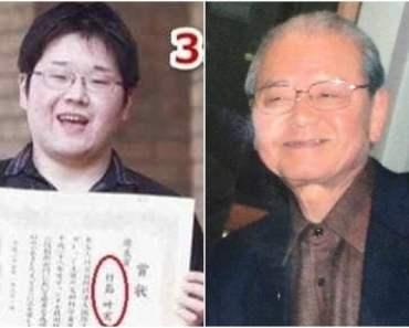 Nghi phạm (bên trái) là cháu ruột của nạn nhân (bên phải).