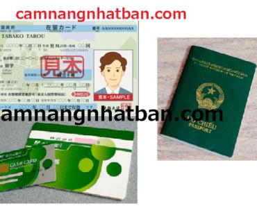 Những giấy tờ cần thiết để đi đăng ký điện thoại ở Nhật Bản