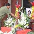 Lễ tang của Nhật Linh đã được hoàn tất vào sáng ngày 2/4. Ảnh: Đ.Tuỳ