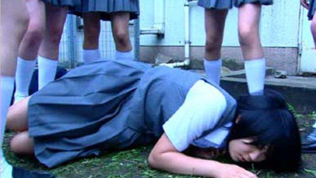 Bạo lực học đường tại Nhật là vấn nạn nghiêm trọng (Ảnh minh họa).