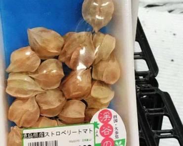 """Vỉ tầm bóp được bán trong siêu thị Nhật """"gây bão"""" cộng đồng người Việt ở Nhật Bản."""