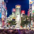 Ảnh: Các cửa hàng mua sắm tại Shibuya, Tokyo