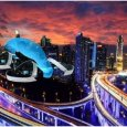 Mô hình xe bay cá nhân ở Nhật Bản trong tương lai