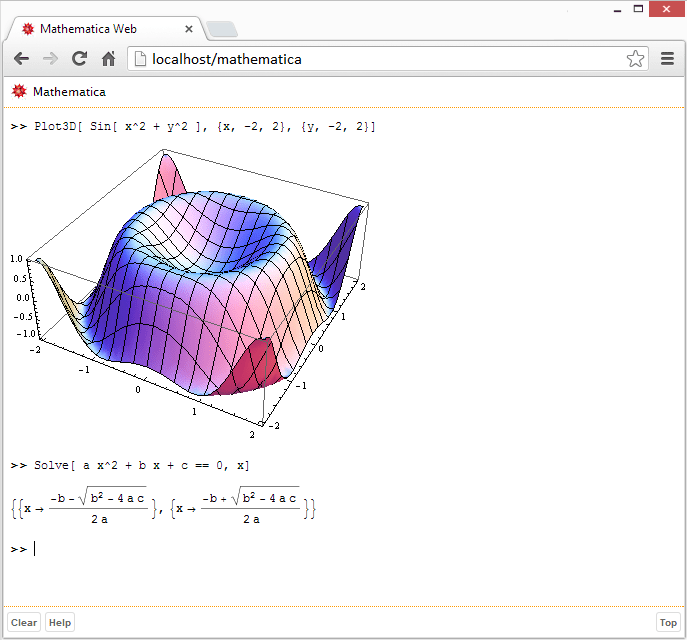 Defining Variables Mathematica