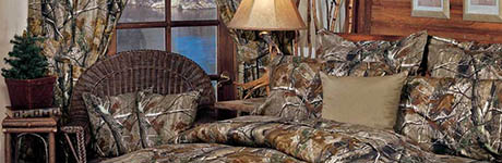 Camo Fabric For Home Decor And General Use   Camouflage Fabric