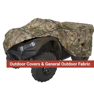Outdoor Covers & General Outdoor Fabric