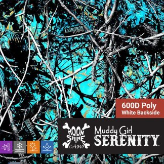 Moon Shine Camo - Muddy Girl® Serenity