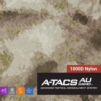 A-TACS-AU 1000D Cordura Nylon