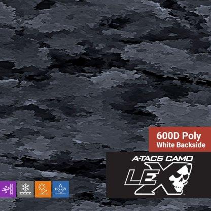 A-TACS LE-X 600D Poly Fabric