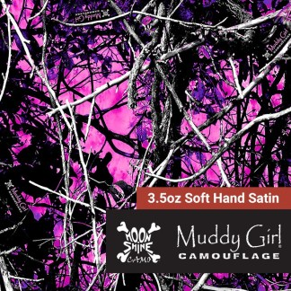 Moon Shine Camo - Muddy Girl - 3.5oz Soft Hand Satin